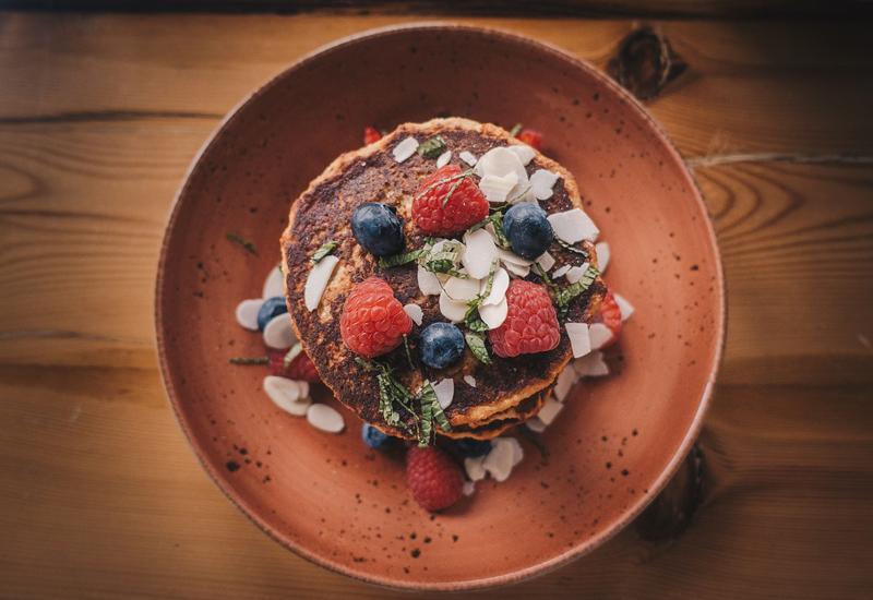 Pancakes Sin Gluten y Sin Azúcar