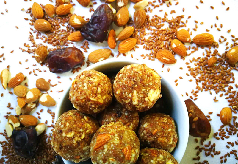 Energy Balls con beneficios