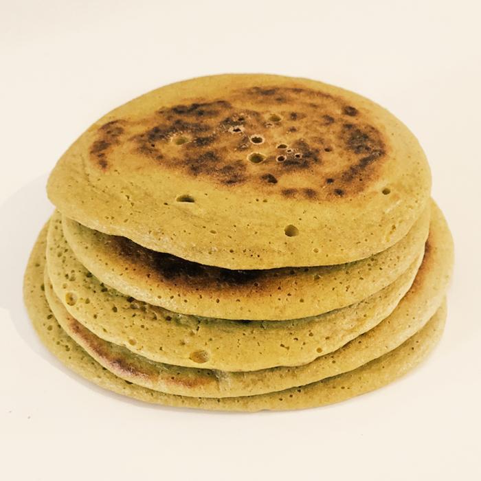Tortillas de Quínoa