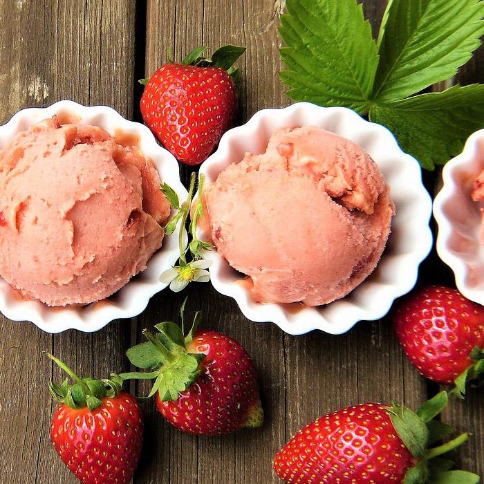 Helado de Frutas Congeladas