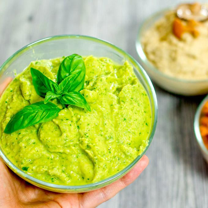 Hummus, Excelente Aperitivo Vegano y Saludable!