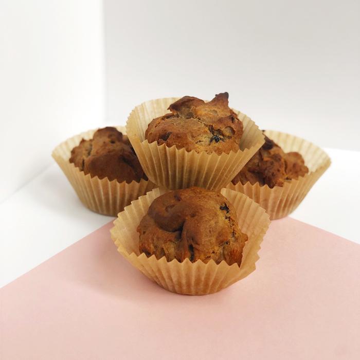Muffins de Trigo Sarraceno