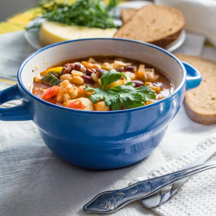 Comer en invierno… Calentito y nutritivo