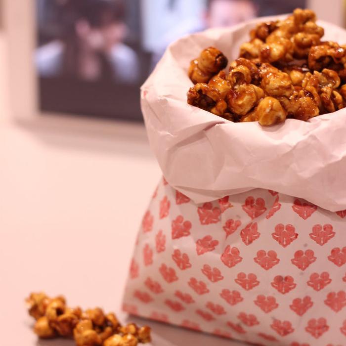 Popcorn saludables