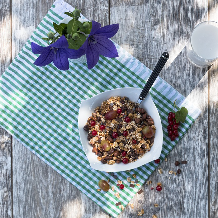 Muesli de semillas… Full low carb!