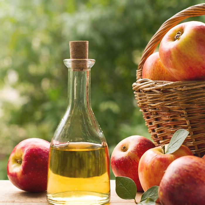 Vinagre de manzana crudo: Tónico para la vida.