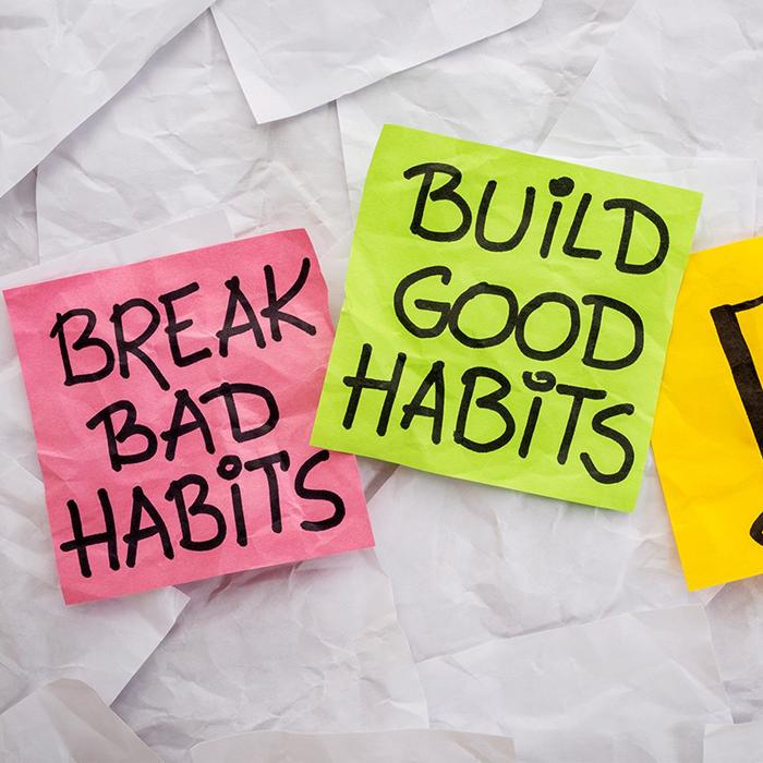 Emprender un nuevo hábito